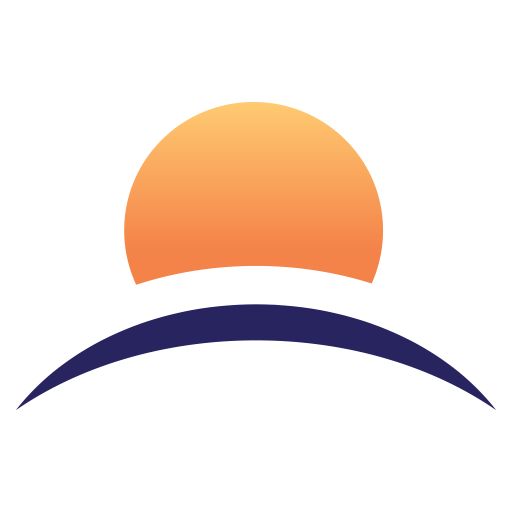 GoodMorning.com sun logo.